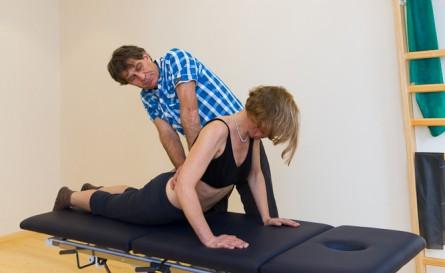 Physiotherapie dreipunkt